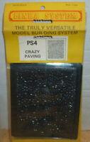 Linka  PS4 Mould - Crazy Paving - new *