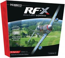 REALFLIGHT X RFX RX-X INTERLINK-X TRANSMITTER RC AIRCRAFT SIMULATOR GPMZ4540 !!