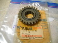 NOS OEM Yamaha Primary Drive Gear 1983-1986 YZ250 Competition 24Y-16110-00