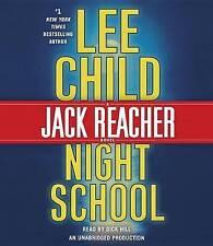 Night School by Lee Child (CD-Audio)