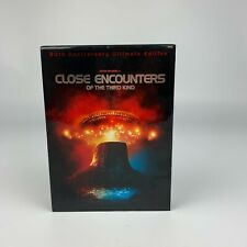 Close Encounters Of The Third Kind 3 Disc Set Dvd 30th Anniversary Ultimate Ed.