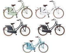 Markenlose Fahrräder aus Stahl