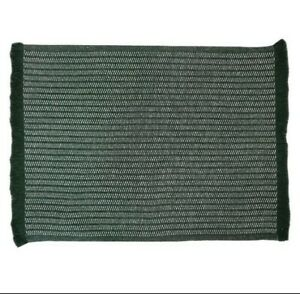 New! Set of 4 Threshold™ Glider Opaque Woven Placemat - Green