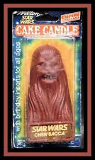 NEW! Wilton ***STAR WARS CHEWBACCA CANDLE*** NIP! #616-2