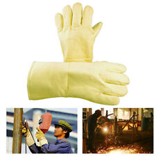 "14.17"" High Temperature Protective Heat Resistant Furnace Melting Glove HI-TEMP"