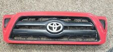05-11 Toyota Tacoma Front Bumper Center Grill GRILLE Oem *Used