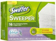 Swiffer Sweeper Refills, box of 16