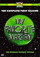 My Favorite Martian - The Complete First Season (DVD, 2004, 3-Disc Set)-Region 1