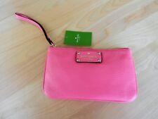 Kate Spade Zippered Chrissy Wrist Bag Wlru1007 Msrp $128