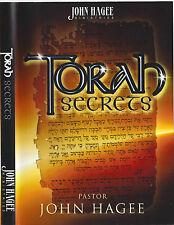 Torah Secrets Passover David Communion Loyalty - 2 Cds John Hagee - Sale ! Rare!