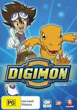 Digimon: Digital Monsters (1999) Collection 1 (Eps 1-27) NEW R4 DVD