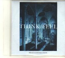 (DT572) Beat Connection, Think / Feel Ft Chelsey Scheffe - DJ CD