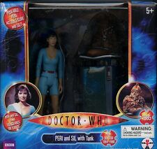 Dr Doctor Who Vengeance On Varos Action Figure 2 Pack MINT