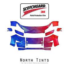 Scion XB 2008-2010 PreCut 3M Scotchgard Paint Protection Clear Bra Kit