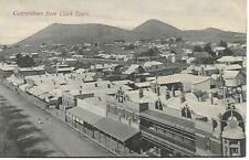 Camperdown from Clock Tower 1900's Postcard Sold as per Scans