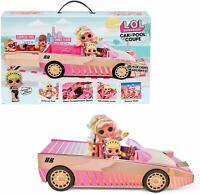 L.O.L  Surprise! Car-Pool Coupe with Exclusive Doll, Surprise Pool & Dance Floor