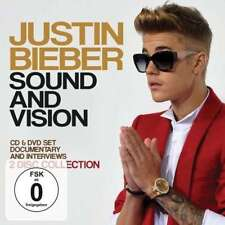 Justin Bieber - Sound And Vision (CD+DVD) Neu 2 X CD