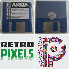 Amiga formato revista suscriptores SuperDisk 79 Raystorm probado y de trabajo