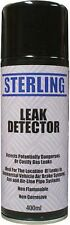 24 x Leak Detector (400ml) Plumbing Gas Air Aerosol Spray Non Flammable LS97/24
