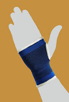Adjustable Palm Wrist Arthritis Sleeve Glove Brace Gym Hand Injury Support UK