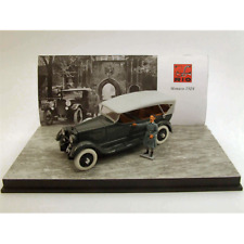 MERCEDES 11/40 WITH HITLER MONACO 1924 1:43 Rio Personaggi Storici Die Cast