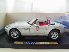 MOTOR MAX - BMW Z8 ROADSTER (SILVER) - 1/18 DIECAST