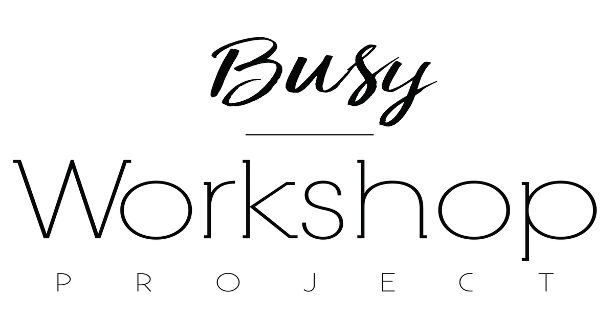Busy Workshop Project