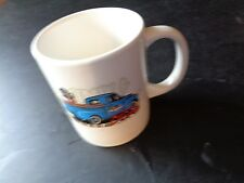 FORD GET'S THE JOB DONE FRANK & SONS NO MATCH FOR THE BIG JOBS PICKUP TRUCK MUG
