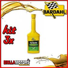 KIT 3X 250ML BARDAHL TOP BENZINA ADDITIVO PER INIETTORI 250 ML - 3x 107019