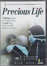 PRECIOUS LIFE - A film by Shlomi Eldar - DVD - NEW
