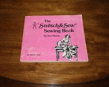 The Stretch & Sew Sewing Book by Ann Person 1974