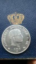 5 LIRE REGNO D'ITALIE NAPOLEONE IMPERATOR  E RE   . 1812 M .