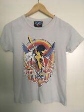 Jimi Hendrix Junk Food Angel T-shirt S M Jr L