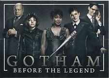 Gotham Season 1 Complete Villains Chase Card Set V1-4
