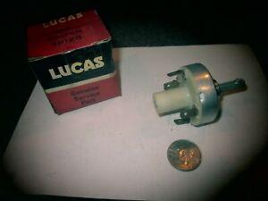 NOS Genuine OE UK Lucas#39125,145SA 1-Spd Wiper Switch,Land-Rover,Sunbeam Tiger!