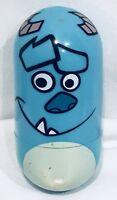 Disney Monster's Inc Sulley Kellogg Wobbler #43 Beanz Weeble Bean 2005 Gift