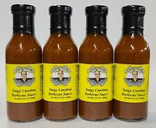 Todd Bosley's World Famous Tangy Carolina Barbecue Sauce (12 Pack)