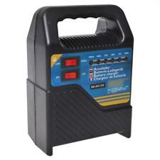 Vehículo Cargador Batería Cargadores de Baterías Cargador 6V-12V 8A