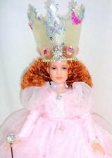 "Marley Wentworth Glinda Good Witch OOAK Tonner 12"" Doll + Munchkins Wizard of Oz"