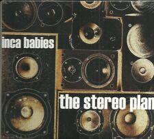 INCA BABIES-THE STEREO PLAN CD(BLACK LAGOON)SEALED