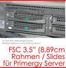 HDD Frame Server Framework Caddy for FSC Primergy Tx150 Tx200 Tx300 Tx600 P200