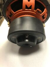 "Memphis 15-M3102D Car Audio M3 10"" Dual Voice Coil ***OLD SCHOOL*Car Subwoofer"