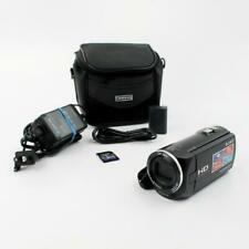 Sony Handycam HDR CX220 Video Camera Camcorder - Black