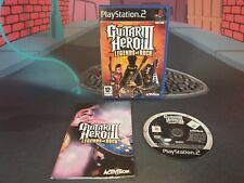 GUITAR HERO III LEGENDS OF ROCK PLAYSTATION 2 PS2