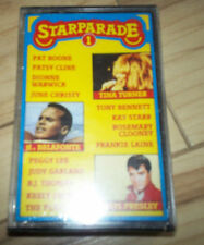 Starparade Volume 1- various artists- Cassette - SEALED