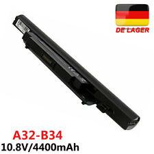 Akku A32-B34 für Medion A41-B344400mAh 10,8V 4400mAh/48Wh Li-Ion 40040607 S4209