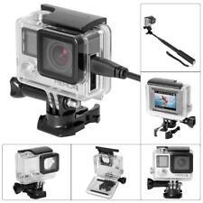 1 en 8-Caméra d'action accessoires Dive Housing Kit Pour GoPro Hero 4 3+ 3