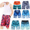Fast Summer Men's Boardshorts Surf Beach Shorts Swim Wear Sports Trunk Pants New