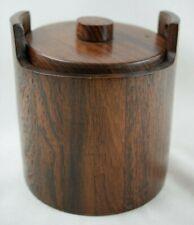 Italma Wood Art Jean Gillon tobacco cigar humidor jacaranda rosewood 60s