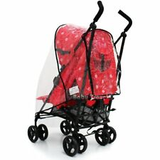 Rain Cover To Fit Chicco Ct 05 Double Stroller